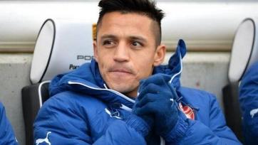 Алексис Санчес не поможет «Арсеналу» в матче против «Тоттенхэма»