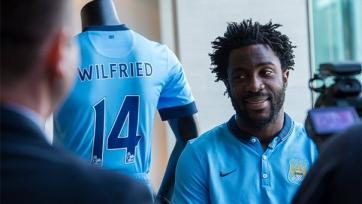«Манчестер Сити» дозаявил Вилфрида Бони для участия в Лиге чемпионов