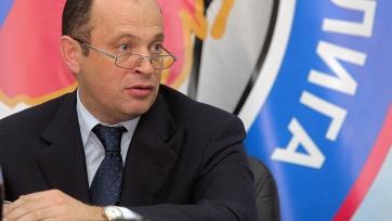 Сергей Прядкин готовится к сложностям