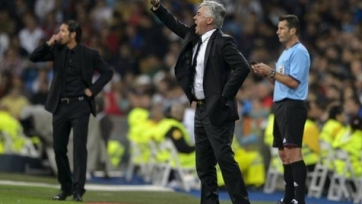 Карло Анчелотти не боится «Атлетико»
