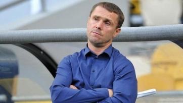 Ребров: «До игры шансы «Динамо» и «Генгама» равны»