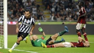 Участие Тевеса в матче с «Миланом» под вопросом