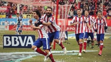 «Атлетико» разорвал «Реал» в клочья