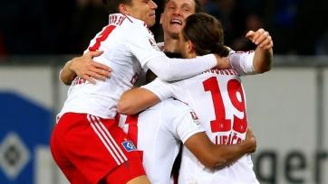 «Гамбург» одержал первую домашнюю победу в 2015-м