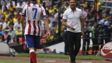Диего Симеоне: «Этот «Атлетико» лучше, чем тот, который я знал игроком»