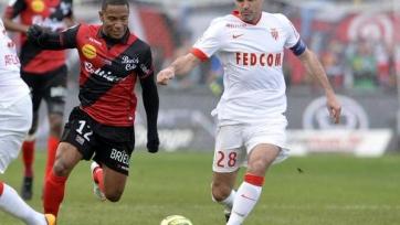 «Монако» в большинстве проиграл «Генгаму»