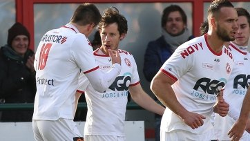 «Кортрейк» прервал беспроигрышную серию «Брюгге» из 19 матчей