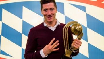 Роберт Левандовски – лучший футболист Польши