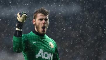 Давид де Хеа: «Манчестер Юнайтед никогда не сдается»