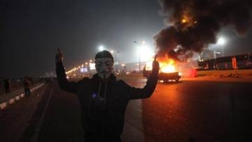 Трагедия в Египте - около тридцати фанов убиты в столкновениях с полицией в столице страны