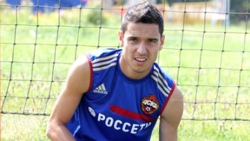Миланов присоединится к ЦСКА на третьем сборе армейцев