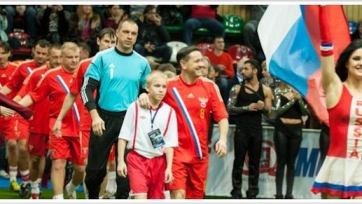 Жеребьевка Кубка Легенд-2015 проведена