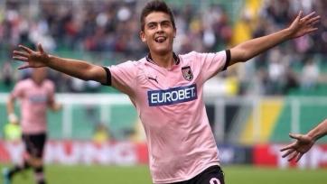«Палермо» хочет хорошо заработать на трансфере Дибала