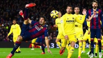Анонс. «Барселона» - «Вильярреал». Черышев, твой выход!