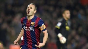 «Барселона» переиграла «Вильярреал»