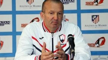Григорчук призывает своих игроков не падать духом