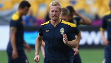 Шведский хавбек Вильхельмссон «повесил бутсы на гвоздь»
