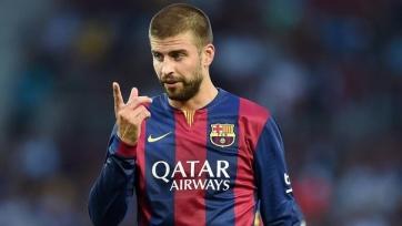 Пике: «Барселона» еще не обеспечила себе выход в финал»