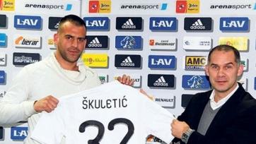 Шкулетич покинул расположение «Партизана», и ждет окончание переговоров с «Локомотивом»