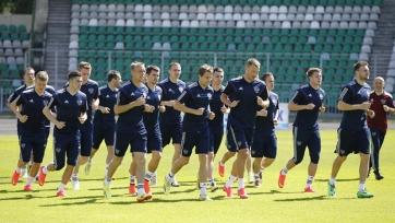 Сборная России потеряла позиции в рейтинге ФИФА