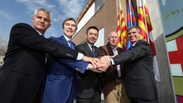 Ариедо Брайда представлен в качестве спортивного директора «Барселоны»