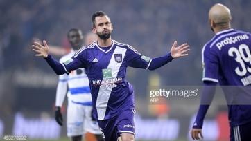 «Андерлехт» вышел в финал Кубка Бельгии