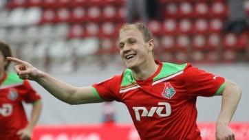 Македонский «Вардар» подписал бывшего хавбека «Локомотива»