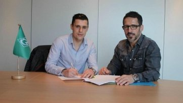 Официально: «Вердер» продлил контракт с Юнузовичем