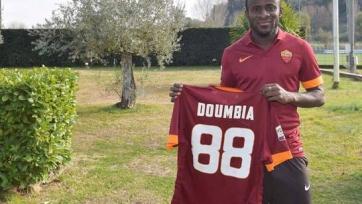 Сейду Думбия приступил к тренировкам в «Роме»