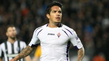 Варгас включен в заявку «Фиорентины» на матч с «Сассуоло»