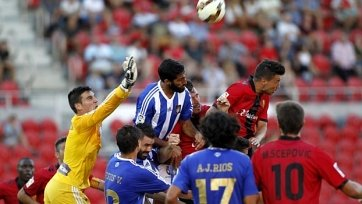 «Мальорка» сыграла вничью в первом матче без Валерия Карпина