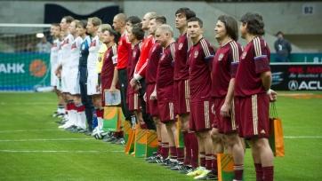 Россия в финале Кубка Легенд-2015 сыграет против Португалии