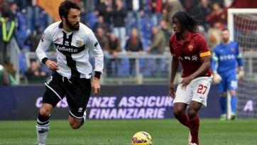 «Рома» не справилась с последней командой Серии А