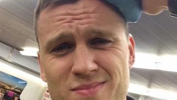 Денис Черышев получил травму головы