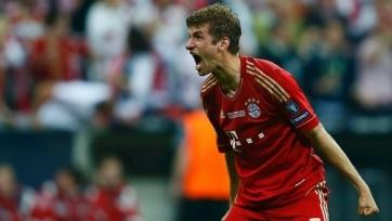 Томас Мюллер: «Не стоит ждать такой же результативности как в игре с «Гамбургом»