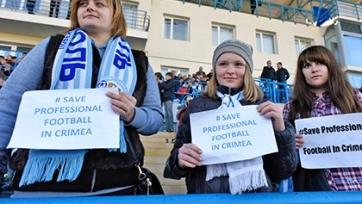 Очередное предложение УЕФА. Чемпионат Крыма из восьми команд
