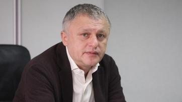Суркис: «Нас ждут две непростые игры против «Генгама»