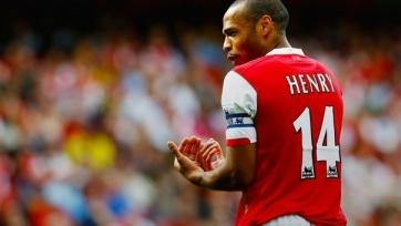Руководство «Арсенала» приглашает Анри на тренерскую должность