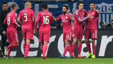 «Реал» в противостоянии с «Шальке» обошелся без сюрпризов