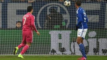 Мадридский «Реал» выиграл десять матчей кряду в Лиге чемпионов