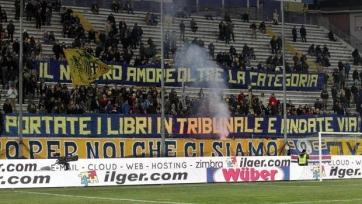 «Парма» может сорвать домашний матч против «Удинезе»