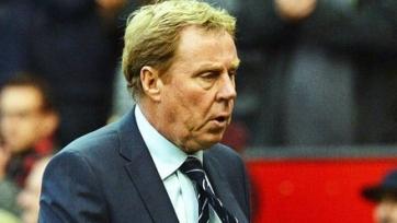 Реднапп: «На Евро-2016 сборная Англии должна биться за победу»