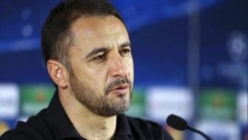 Перейра: «Сделаем все возможное, чтобы в Греции взять реванш»