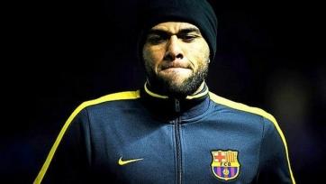 Алвес: «Уйду из «Барселоны» с улыбкой на устах»