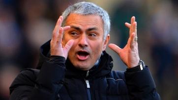 Моуринью: «Я буду стоять у руля «Челси» ровно столько, сколько захочет Абрамович»