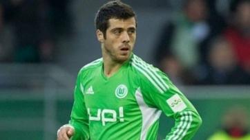 Виейринья продлил контракт с «Вольфсбургом»