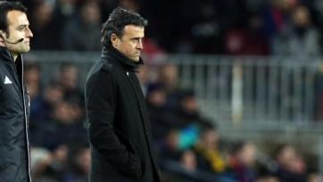 Луис Энрике: «Мечтаю выиграть с «Барселоной» все турниры»