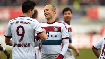 «Бавария» устроила новый погром в Бундеслиге