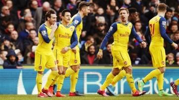 «Арсенал» увозит три очка с «Селхерст Парк»