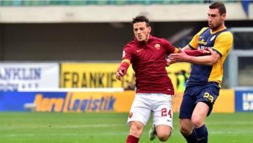 «Рома» не смогла выиграть во втором матче к ряду